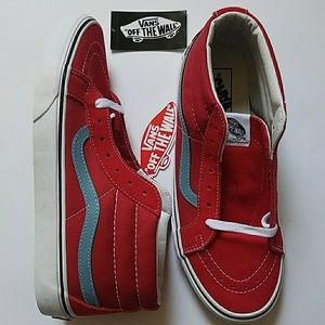 New VANS SK8 Mid Reissue Shoes